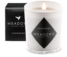 Svíčka MEADOWS - Cashmere